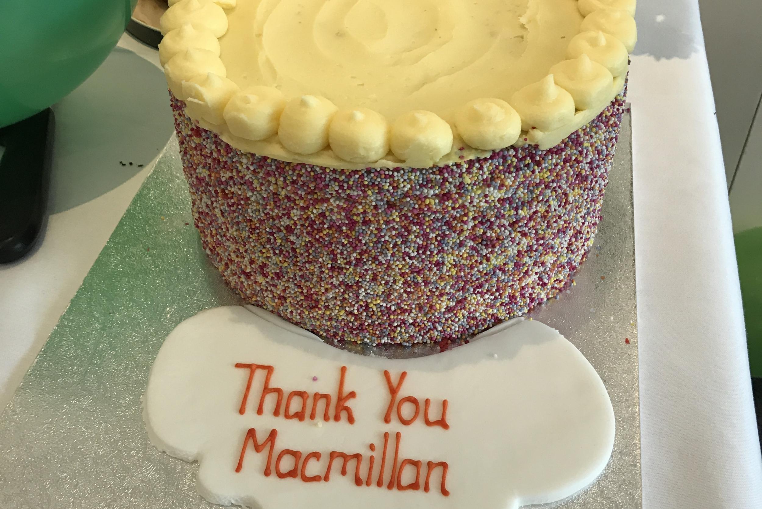 MacMillan Biggest Coffee Morning 2019