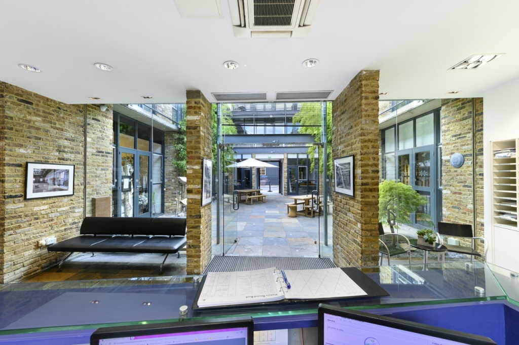 Reception services in Chelsea