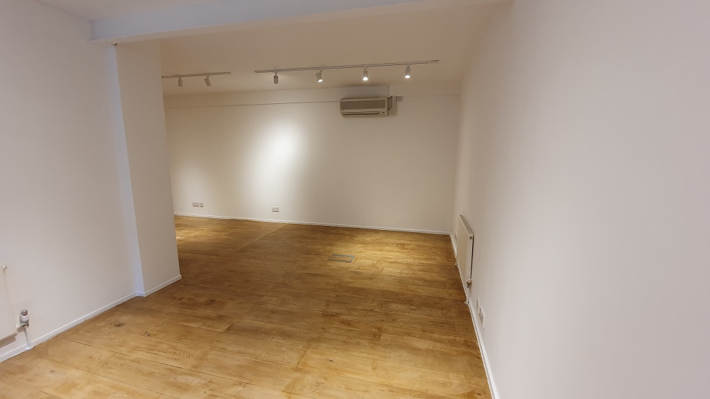 Ground floor Showroom availble Chelsea